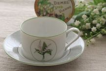Porcelain& tea time