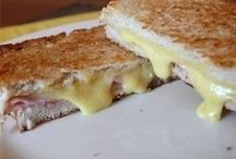 meleg szendvics