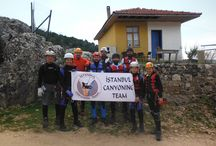 ict - istanbul Canyoning Team - Tuzla-Kanyonu - 2015-04-19