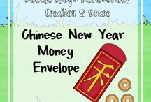 chineses New years / by Amy Louis