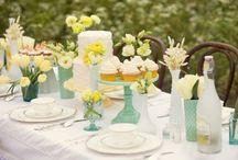 Casamento Verde e Amarelo