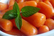 Carrots / Glazed carrots