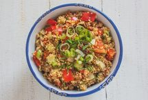 Couscous Salate