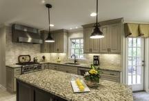 My Clients' Kitchens / Atlanta, GA
