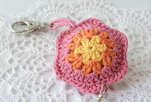 Crochet It -- Keychains / by Cheryl Shorter