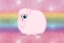 pink Fluffy Unicorn