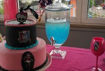 monster high birtday
