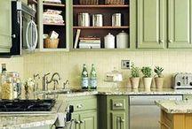 Kitchen Ideas / by Leah Lynch