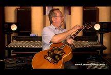 Guitar Demo Videos / Lawman Guitars presents...