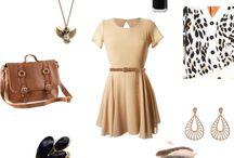 Fashion / by Sara Wilbur