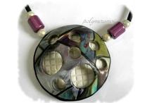 Jewelry Polymer Clay / by Mindi Scott