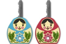 """If Bacon is the """"New Black"""", Matryoshkas are the """"New Bacon"""". / Russian Nesting Dolls are the hot new thing. Again."""