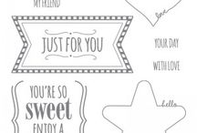 Stampin Up - You're So Sweet