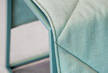 Swing - Strong, soft and stylish / Swing; fabric; design; inspiration; office; furniture design inspiration; home; gabriel