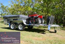 Karijini Short Twin Camper Trailer