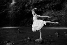 Ballet in Black and White / ...and of course its many shades of gray!