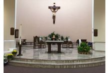 Projects- The Cathedral of the Immaculate Heart of Mary / Klise assisted The Bethany Group LLC in choosing the perfect Gadroon to complete their design for this project. Many thanks to the Bethany Group for providing Klise with photos.