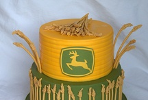 Cake ideas / Cake decorating ideas / by Sara Schad