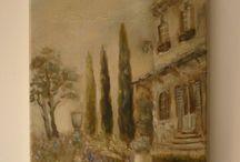 Art: Atelier Flont - Landscapes & houses