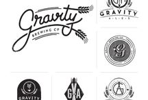 Cool logos and fonts / by Suellen Fisher Malloy