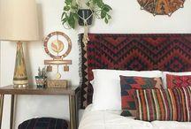 Design with plants bedroom