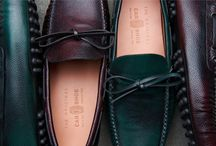 Royal Brushed Calf AW12 CarShoe Collection / #Carshoe  Royal Brushed Calf AW12 Collection