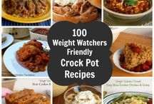 weight watchers receipes