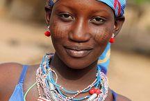 Beadwork from Benin