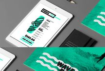 Brand Identity / Strong, powerful and beautiful brand identities