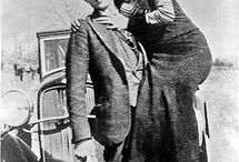 Everything Bonnie and Clyde! / by Carna Brown-Kamba
