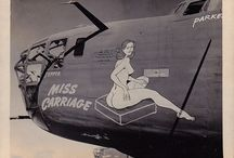 Nose art / by Tim Hartwick