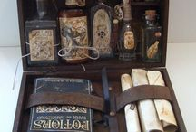 fantasy/supernatural/magical objects