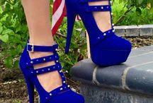 High-heeled