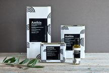 Anthia Extra Virgin Olive Oil / Anthia's family has a new member! The Anthia Extra Virgin Olive Oil! It comes from the region of Fthiotida, from our privately owned olive groves and selected producers. Available in a stylish tin can of 1, 3 and 5 liters. It has a low acidity level (0.21), dark green color and excellent flavor, and it is suitable for cooking and frying. Learn more at http://bit.ly/plgFB02 / by PELASGAEA S.A.