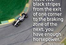 McLaren // Memes / Inspirational words from McLaren's finest.