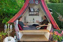 Camping elegant