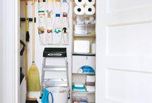Broom Closet / by Maryn Wynne