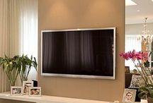 TV wall idead