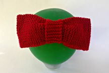 HEADBANDS / Hand knit and crocheted headbands to keep you warm and stylish during those cold fall/winter months!