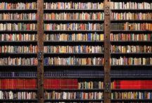 Bibliotecas curiosas / En este tablero encontrarás imágenes de bibliotecas curiosas en las que te encantaría estar ;)