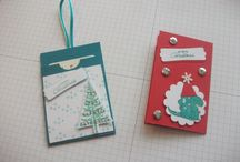 GIft Card Holder / Ideas of how to give gift cards