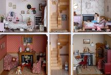 Miniatures/Doll Houses etc