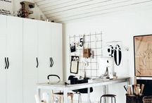 House Envy loves...stylish workspaces