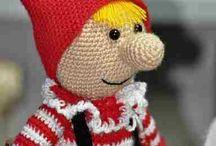 crochet noël free