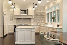 Dreamy Kitchens / Kitchen decor and design to inspire