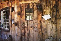 Wooden Cabin Addict