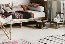 Interior Design / The spaces that make me stop to look are either unique, vintage, innovative or just simply inspiring.