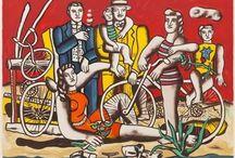 Fernand Leger Prints