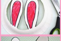 Easter art and craft