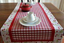 Manteles para mesa comedor